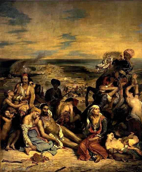 louvre-massacres-chios-greek-families
